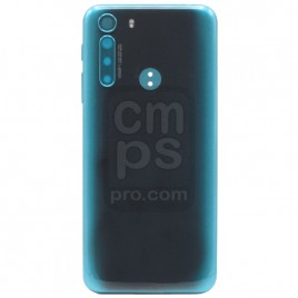 Motorola One Fusion Back Cover - Emerald Green
