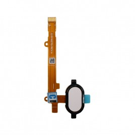 MOTO Z2 Play Home Button Flex Cable - White