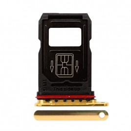 OnePlus 7 Pro Sim Card Tray - Gold