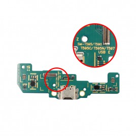 "Galaxy Tab A 10.5"" (2018) Dock Connector Charging Port Flex Cable"