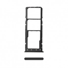 Galaxy A10 Sim Card Tray - Black