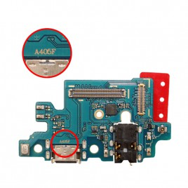 Galaxy A40 Dock Connector Charging Port Flex Cable