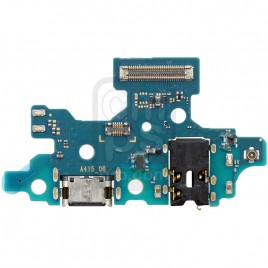 Galaxy A41 Dock Connector Charging Port Flex Cable ( US. Ver. )