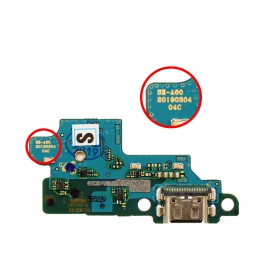 Galaxy A60 Dock Connector Charging Port Flex Cable