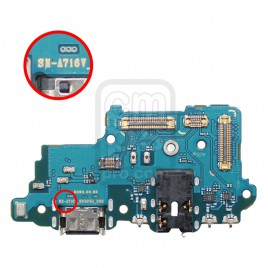 Galaxy A71 5G Dock Connector Charging Port Flex Cable