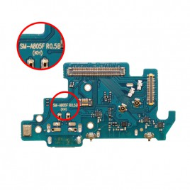Galaxy A80 Dock Connector Charging Port Flex Cable