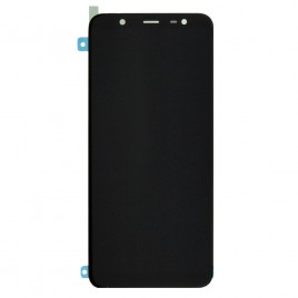 Galaxy J8 LCD Assembly Without Frame (OEM Grade) - Black