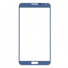 Galaxy Note 3 Front Glass Lens - Blue