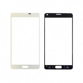 Galaxy Note 4 Front Glass Lens - White