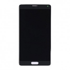 Galaxy Note 4 LCD Assembly Without Frame – Black