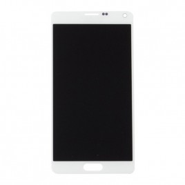 Galaxy Note 4 LCD Assembly Without Frame – White