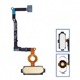 Galaxy Note 5 Home Button Flex Cable - Gold