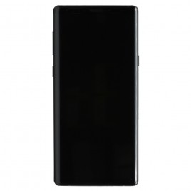 Galaxy Note 8 LCD Assembly With Frame – Midnight Black
