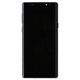 Galaxy Note 9 LCD Assembly With Frame - Ocean Blue