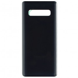 Galaxy S10 Plus Back Glass Cover - Prism Black