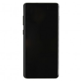 Galaxy S10 Plus LCD Assembly With Frame - Prism Black