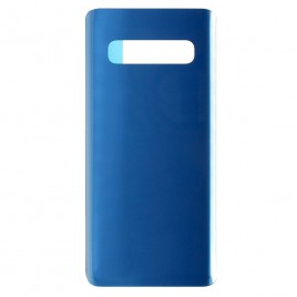 Galaxy S10 Back Glass Cover - Prism Blue
