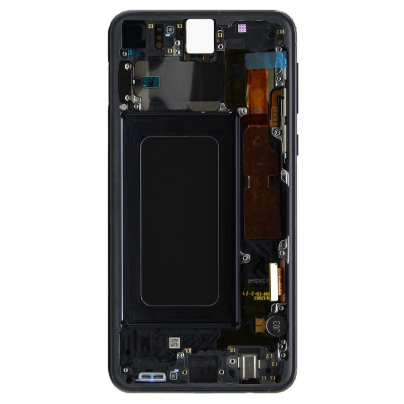 Galaxy S10e LCD Assembly With Frame - Prism Black