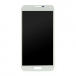 Galaxy S5 LCD Assembly Without Frame (Premium) – White
