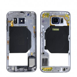 Galaxy S6 Midframe with Side Parts - Blue