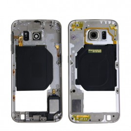 Galaxy S6 Midfrne with Side Parts - Gold