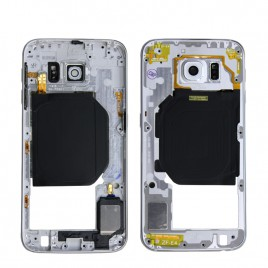 Galaxy S6 Midfrne With Small Parts - White