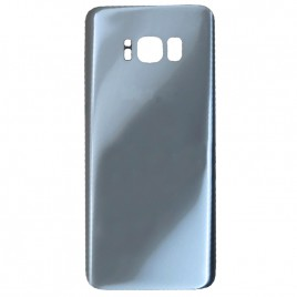 Galaxy S8 Plus Back Cover Glass - Arctic Silver
