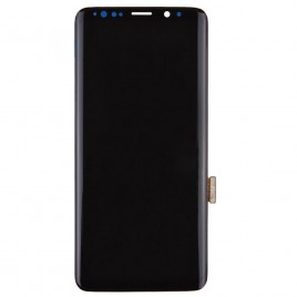 Galaxy S9 LCD Assembly Without Frame – Midnight Black