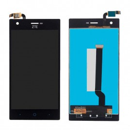 ZTE Warp Elite LCD Assembly Without Frame - Black