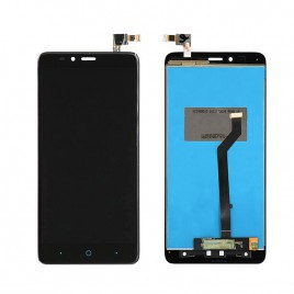 ZTE Imperial Max LCD Assembly Without Frame - Black