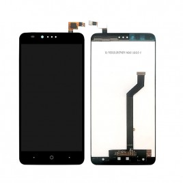 ZTE ZMax Pro LCD Assembly Without Frame - Black
