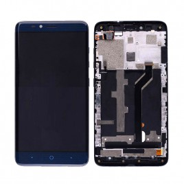 ZTE Grand X Max 2 LCD Assembly With Frame - Blue