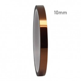 "High Temperature Heat Resistant Kapton Tape (10mm / 0.40"")"