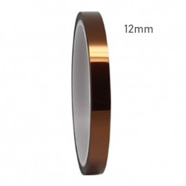 "High Temperature Heat Resistant Kapton Tape (12mm / 0.47"")"