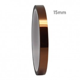 "High Temperature Heat Resistant Kapton Tape (15mm / 0.59"")"