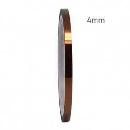 "High Temperature Heat Resistant Kapton Tape (4mm / 0.16"")"