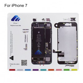 Magnetic Screw Chart Mat for iPhone 7