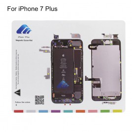 Magnetic Screw Chart Mat for iPhone 7 Plus