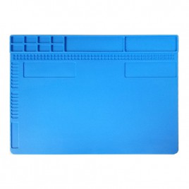 Heat Insulation Silicone Mat for Electrical Soldering Repair