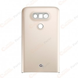LG G5 Back Cover Glass - Gold
