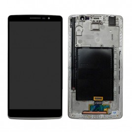 LG Stylo LCD Screen Assembly With Frame - Black