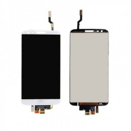 LG G2 LCD Screen Assembly Without Frame (D802 / D805) - White