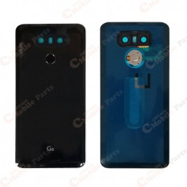 LG G6 Back Cover Glass - Black