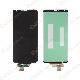 LG G6 LCD Screen Assembly Without Frame - Black