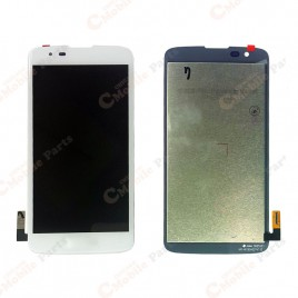 LG Tribute 5 K7 White LCD & Touch Screen