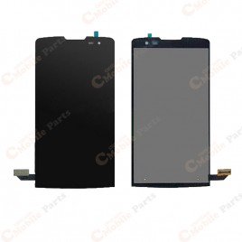 LG Leon LTE LCD Assembly Without Frame - Black