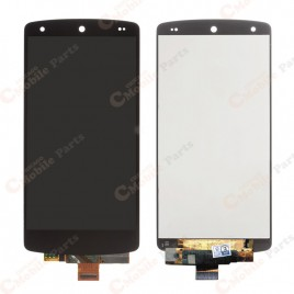 Google Nexus 5 LCD Screen Assembly Without Frame - Black