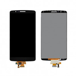 LG G3 LCD Screen Assembly Without Frame - Black