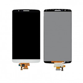LG G3 LCD Screen Assembly Without Frame - White