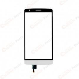 LG G3 Touch Screen - White